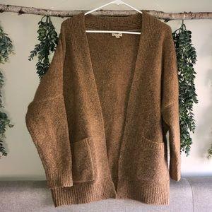Sweater Weather Cardigan-Tan-As Seen On INSTA!😍